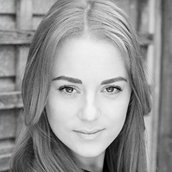 Chloe Ames as Swing in MAMMA MIA! The Global Smash Hit London profile image