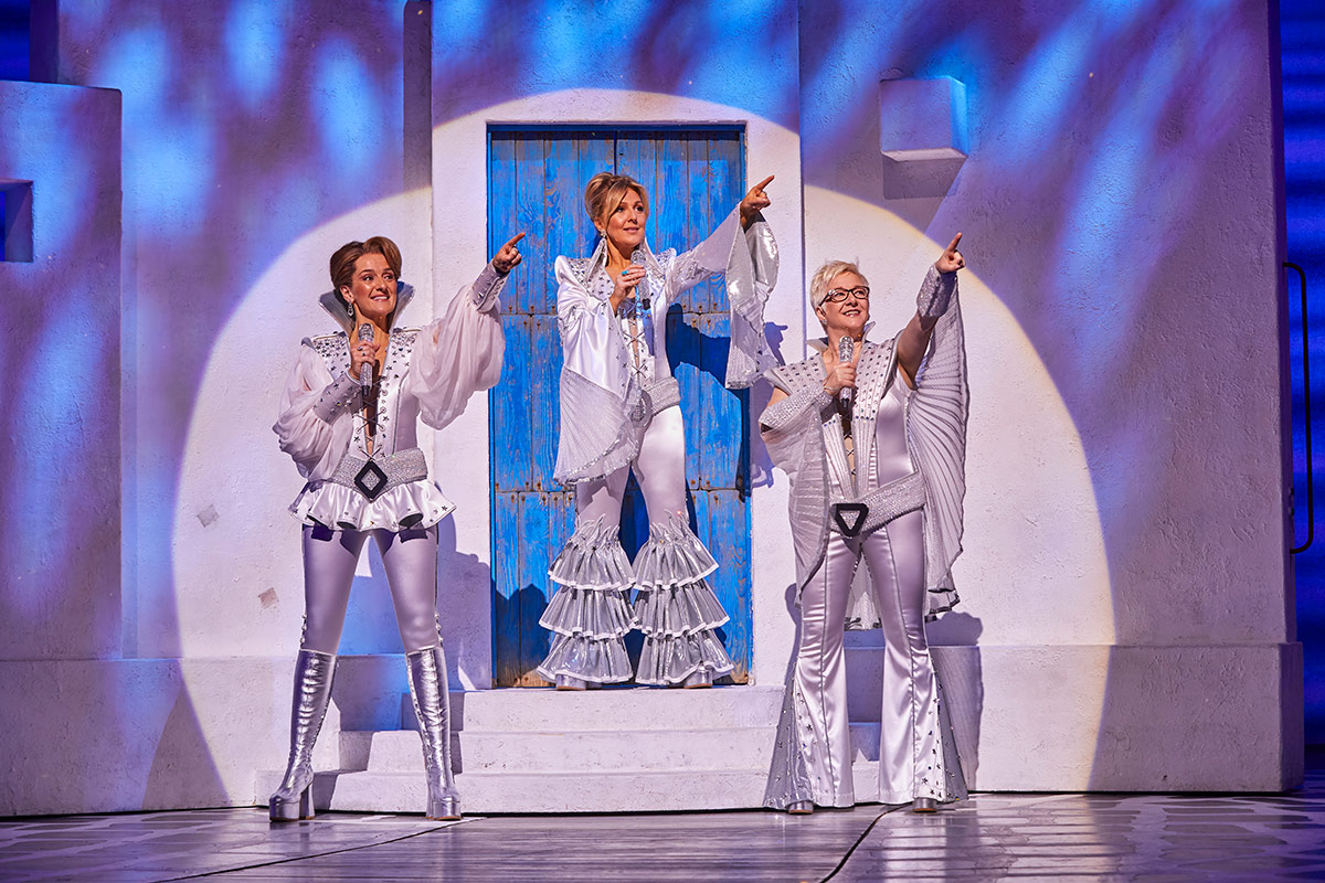 London | MAMMA MIA! The Global Smash Hit