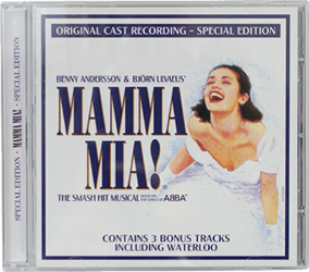 MAMMA MIA! Special Edition CD
