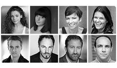 Mia mamma actors in Who Sings