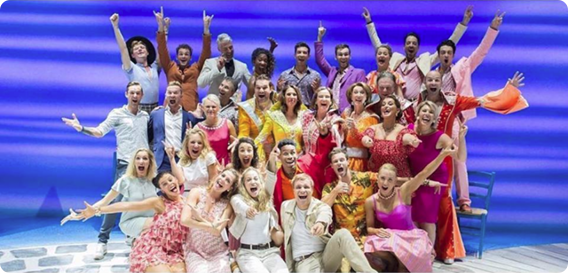 MAMMA MIA! GERMAN TOUR WINS AWARD!
