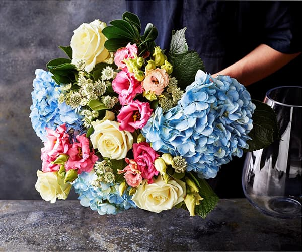 LIMITED EDITION MAMMA MIA! BOUQUETS WITH M&S