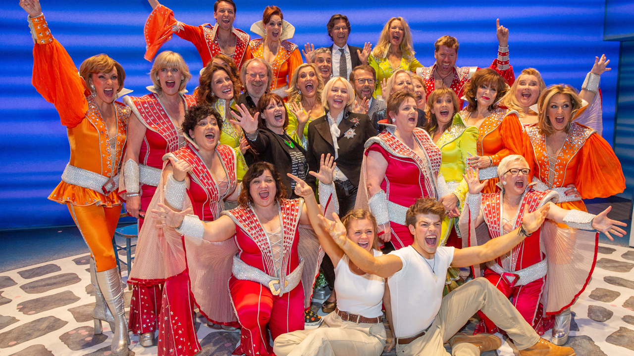 MAMMA MIA! 20th Anniversary Celebration